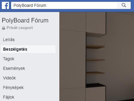 PolyBoard Fórum